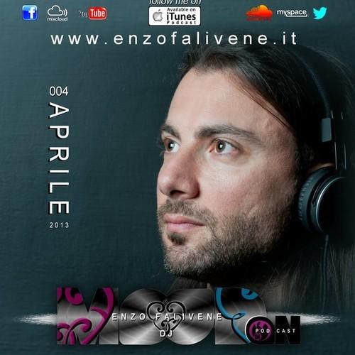 Dj Enzo Falivene - Mood On 004 - Aprile 2013