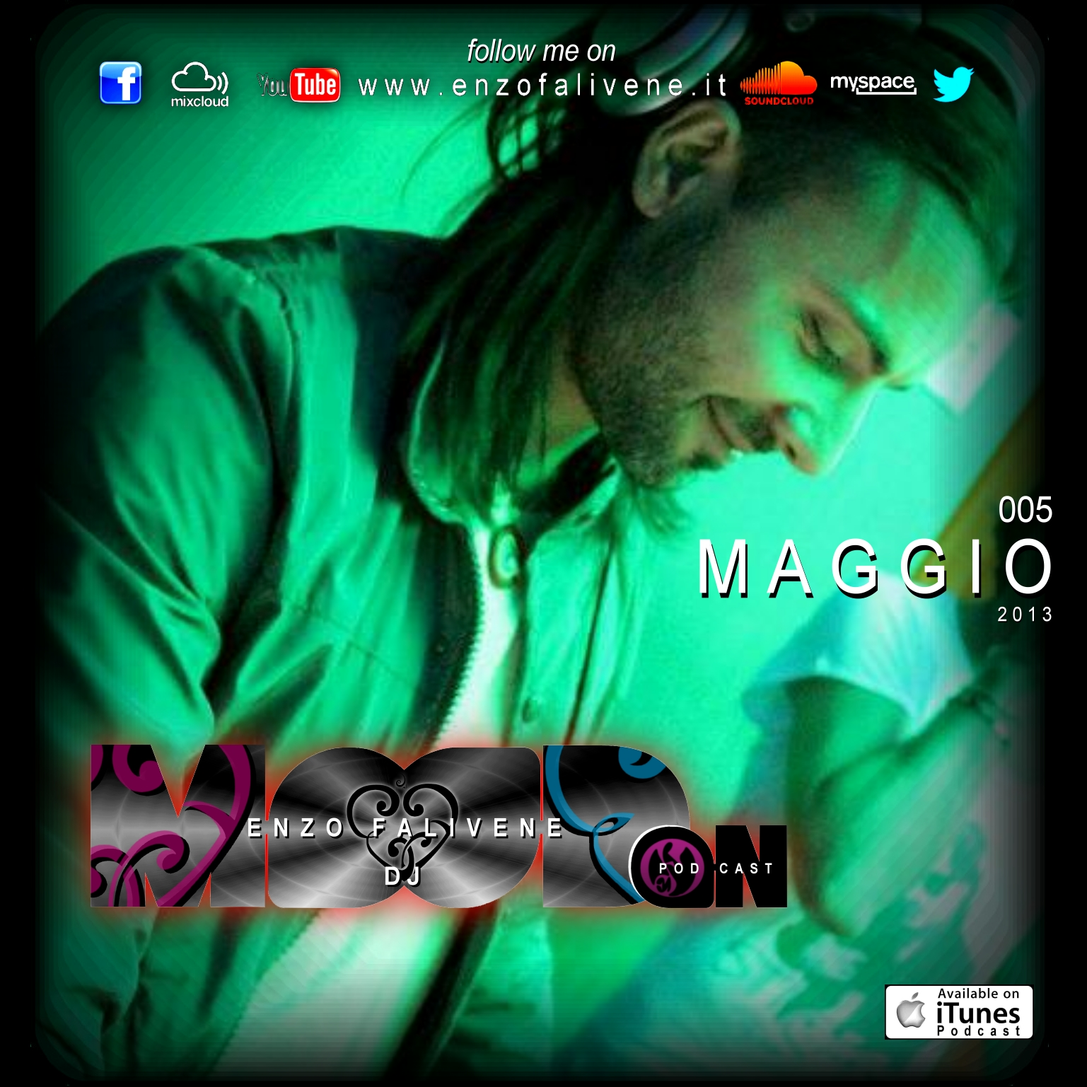 Dj Enzo Falivene-Mood On 005 Maggio 2013