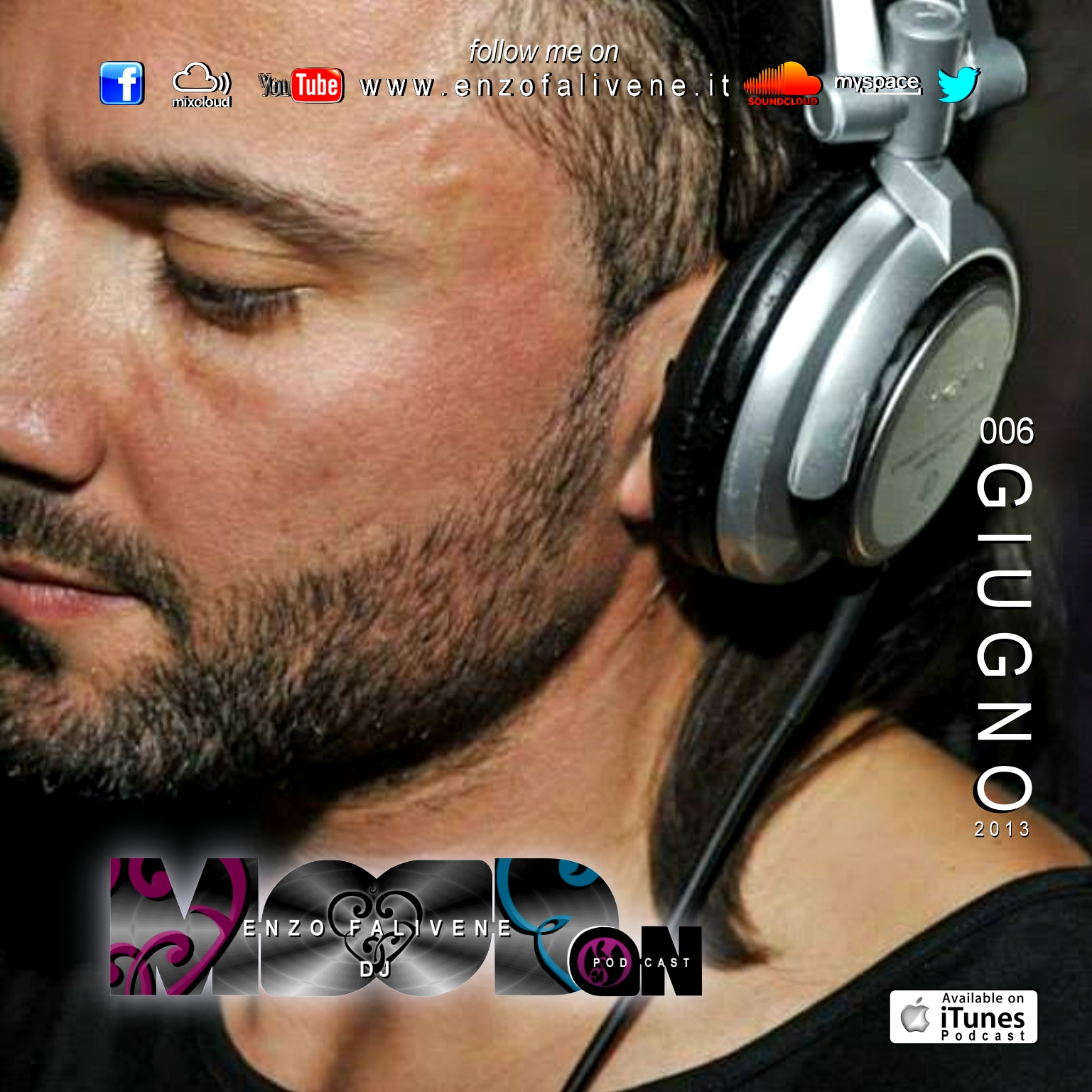 Dj Enzo Falivene-Mood On 006 Giugno 2013