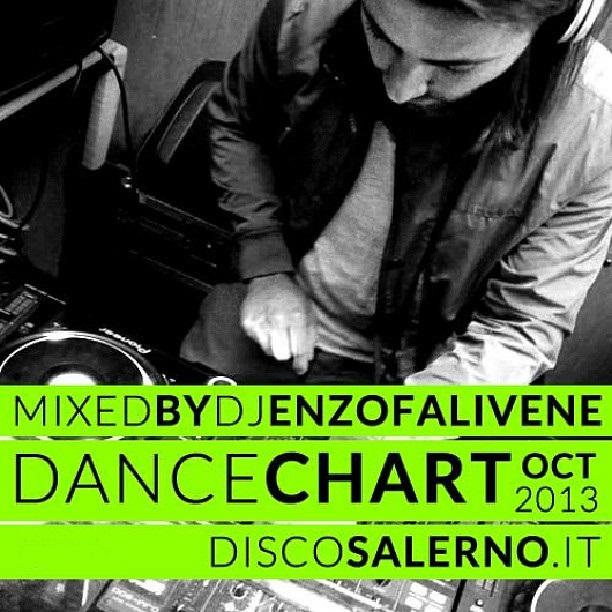 Dj Enzo Falivene - Classifica Ottobre 2013