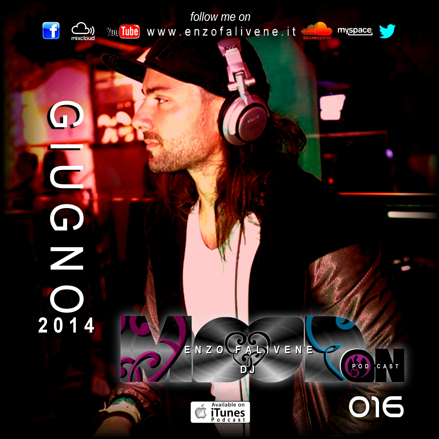 Dj Enzo Falivene - Mood On 016 Giugno 2014
