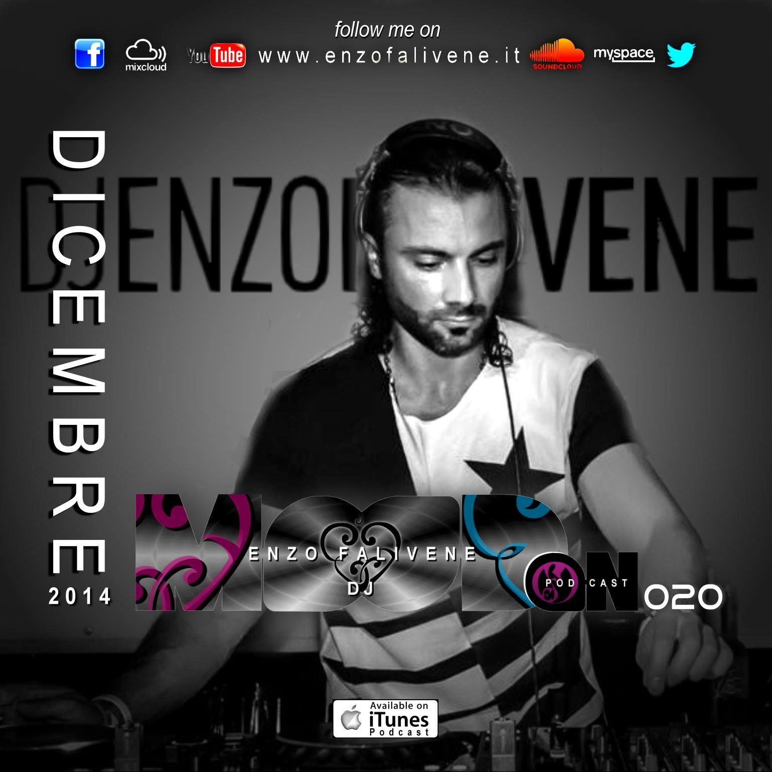 Dj Enzo Falivene - Mood On 020 Dicembre 2014
