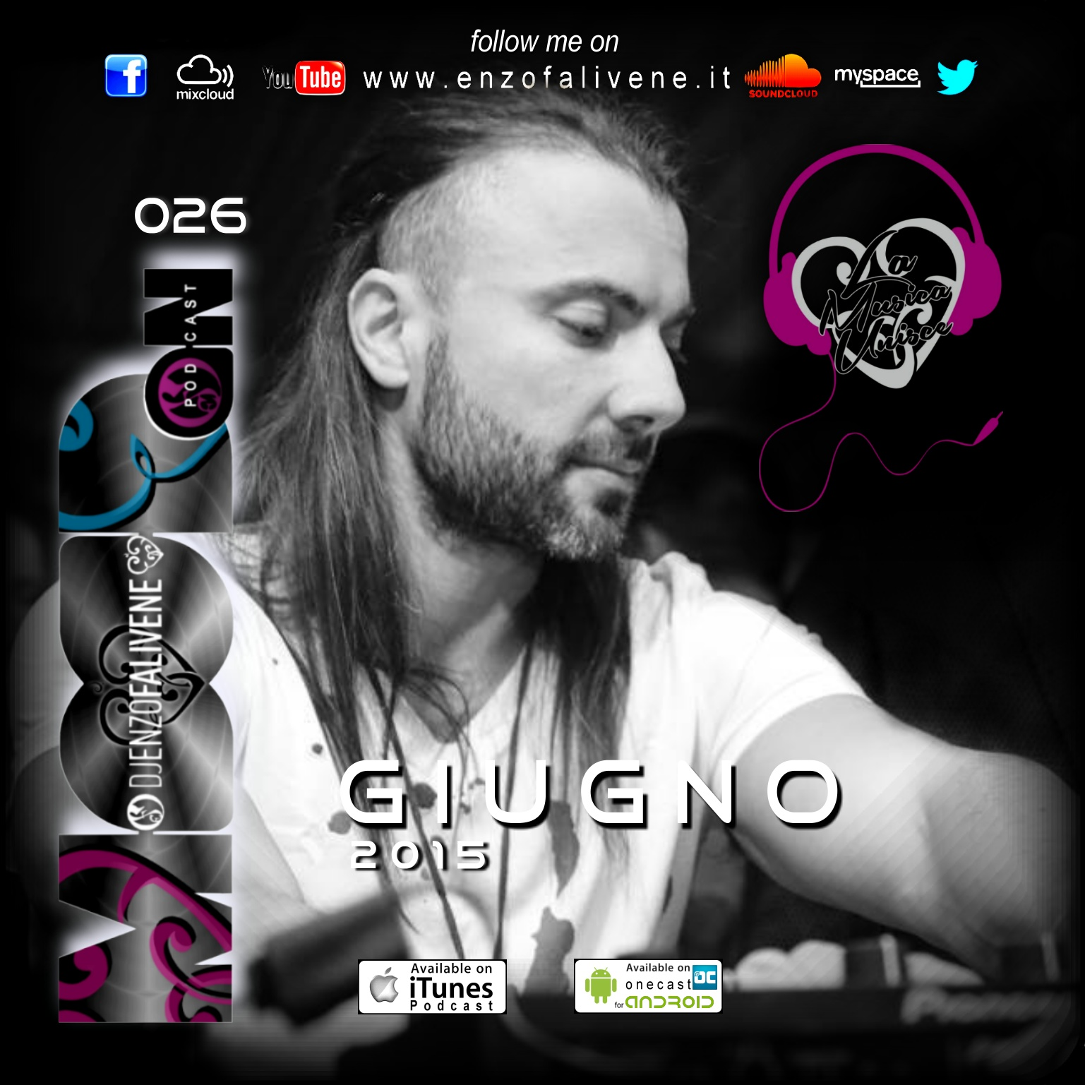 Dj Enzo Falivene - Mood On 026 Giugno 2015